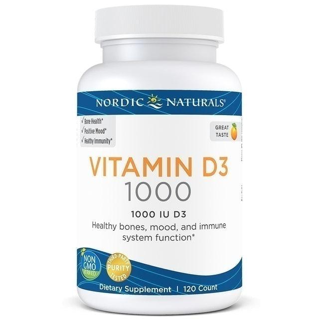 Nordic Naturals Vitamin D3 1