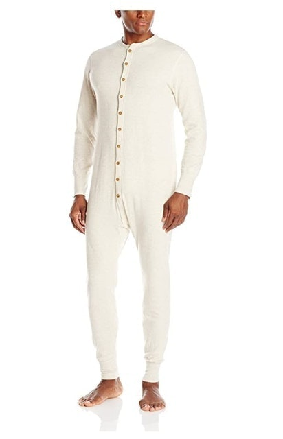 Duofold Men's Double-Layer Thermal Union Suit 1