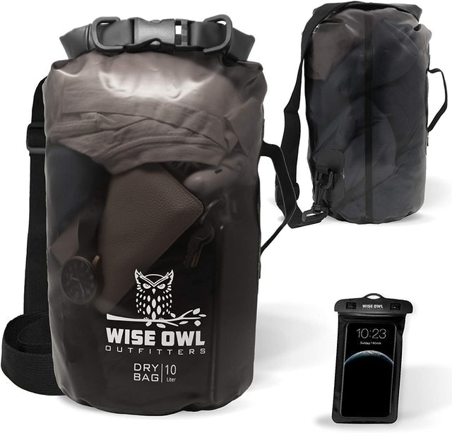 Wise Owl Outfitters Dry Bag 1