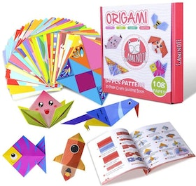 Top 10 Best Origami Papers in 2021 (Melissa & Doug, Tuttle Publishing, and More) 3