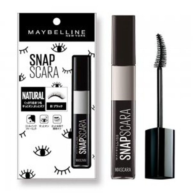 Maybelline New York Snapscara Mascara 1