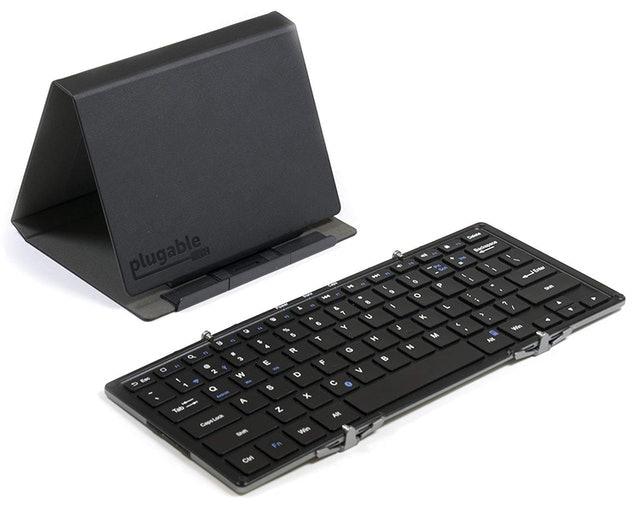 Plugable Bluetooth Folding Keyboard 1