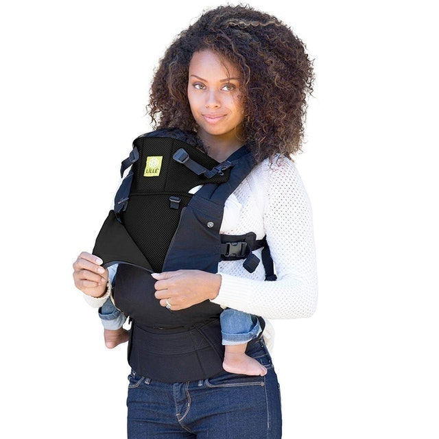LILLEbaby Complete All Seasons Baby Carrier 1