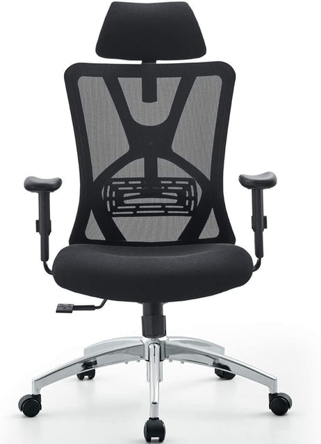 Rolling Chairs Ticova Ergonomic Office Chair 1