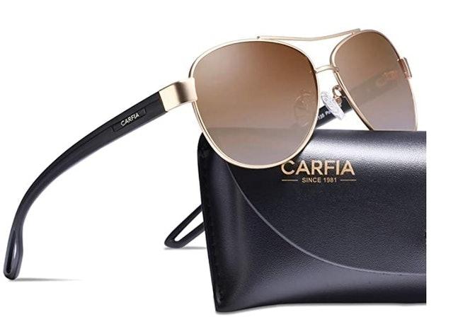 Carfia  Polarized Sunglasses 1