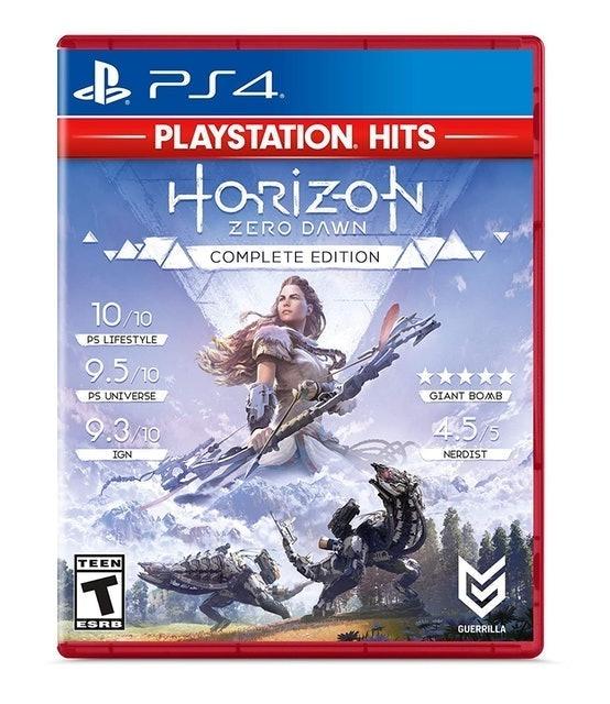 Guerrilla Games Horizon Zero Dawn 1