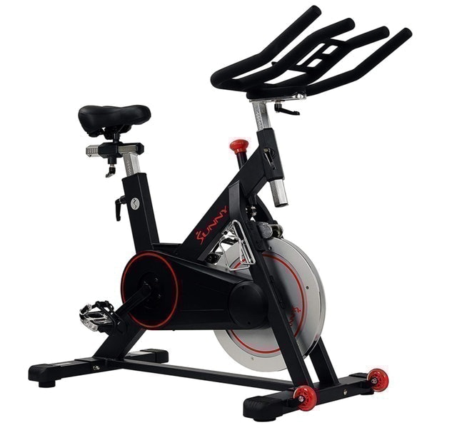 Sunny Health & Fitness  Magnetic Indoor Cycling Bike 1