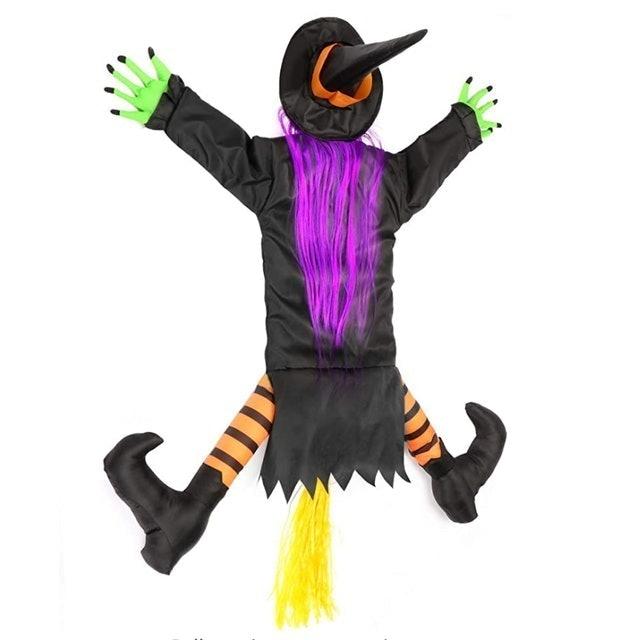 Y-STO Hanging Crashing Witch 1