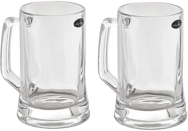 Amlong Crystal  Beer Mug  1