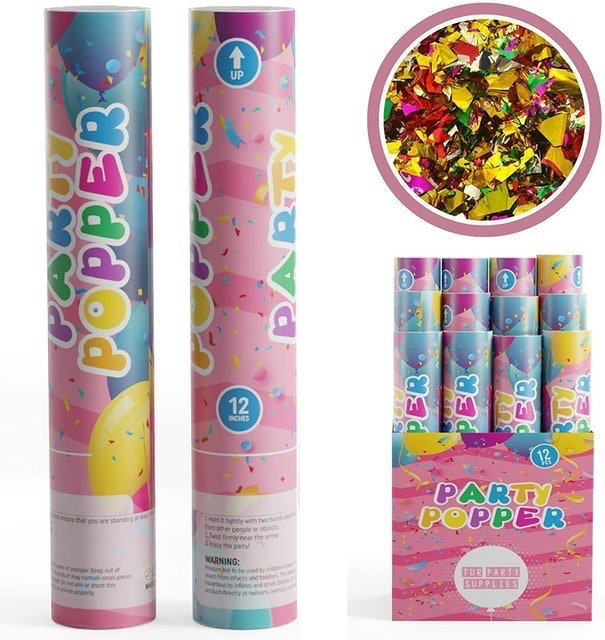 TUR Brands Party Poppers 1