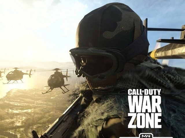 Infinity Ward, Raven Software Call of Duty: Warzone  1