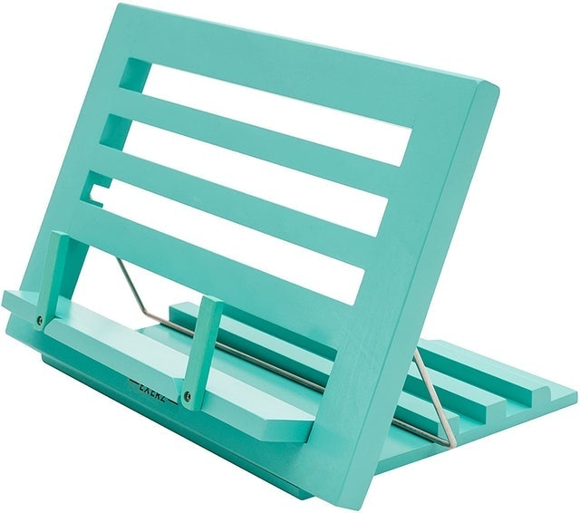 Exerz Wooden Reading Rest and Cookbook Stand 1