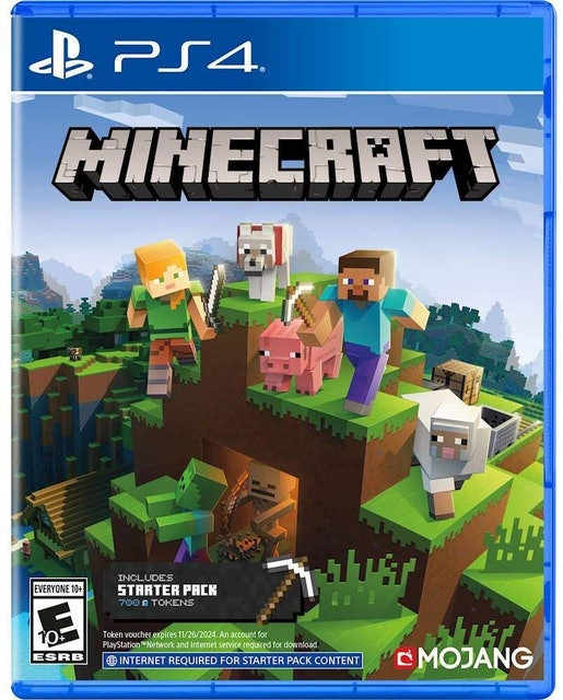 Mojang Minecraft Starter Collection 1