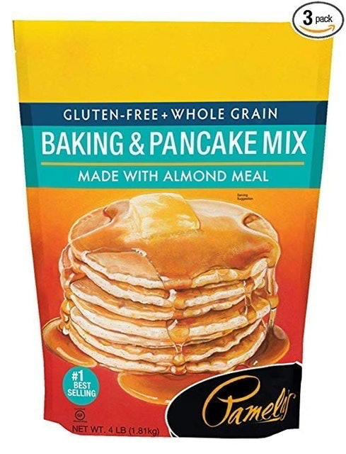 Pamela's Products Gluten-Free Baking and Pancake Mix 1