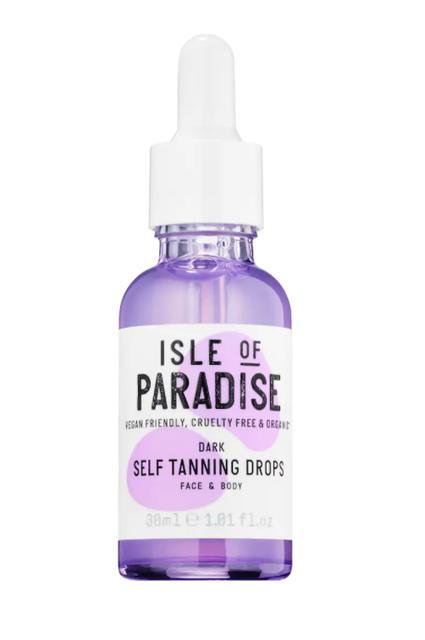 Isle of Paradise Self Tanning Drops  1