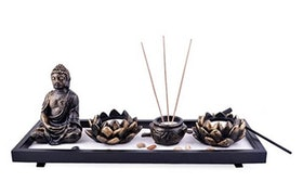 Top 10 Best Desktop Zen Gardens in 2020 (Toysmith, ICNBUYS, and More) 1