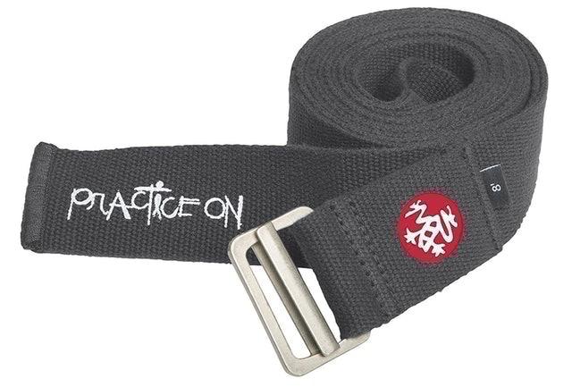Manduka Yoga Strap With Adjustable Buckle 1
