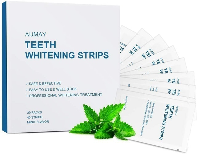 Aumay Teeth Whitening Strips 1