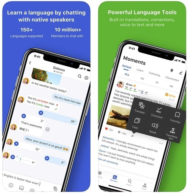 HelloTalk Learn Languages App HelloTalk 1