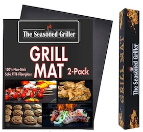 Top 10 Best Grill Mats in 2020 (Grillaholics, Kona, and More) 4