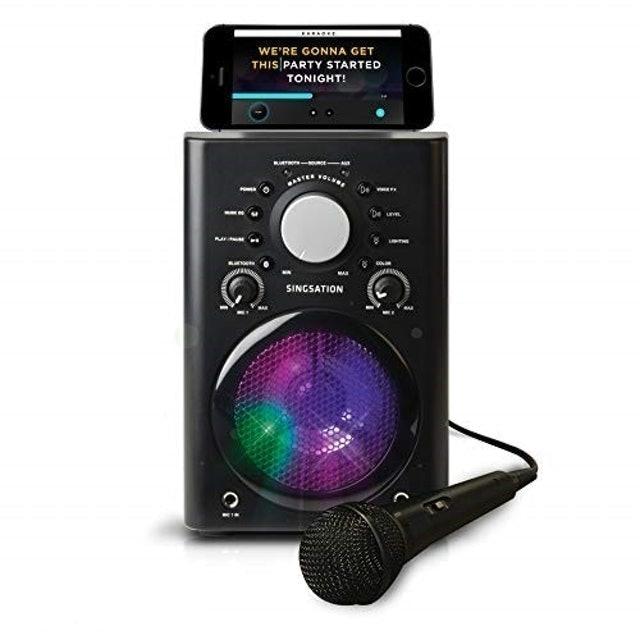 Singsation Karaoke Machine 1