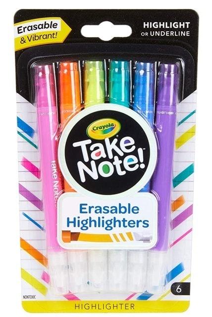 Crayola Take Note 1