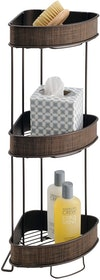 Top 10 Best Corner Shower Caddies in 2021 (simplehuman, iDesign, and More) 1