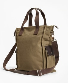 Top 10 Best Men's Tote Bags in 2020 (Coach, Adidas, and More) 5