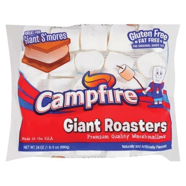 Campfire Giant Roasters Marshmallows 1