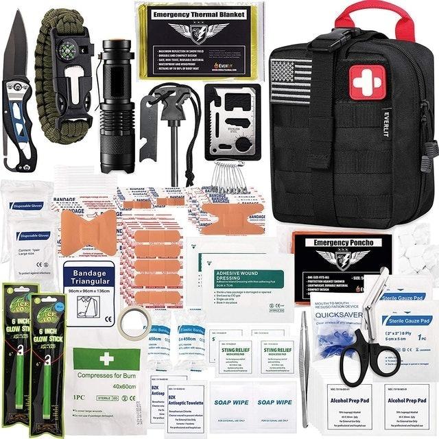 Everlit Survival First Aid Kit 1