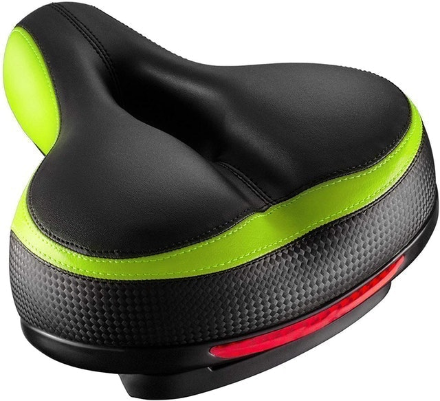 Roguoo  Memory Foam Waterproof Bicycle Saddle 1