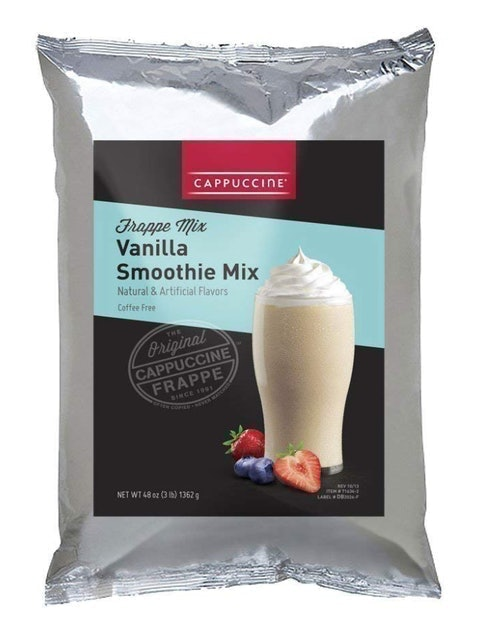 Cappuccine Frappe and Smoothie Mix 1
