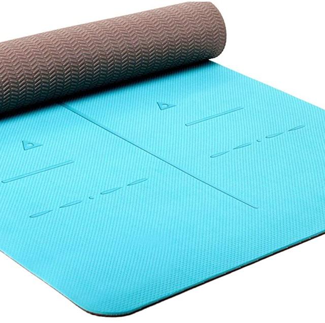 Heathyoga Eco Friendly Non Slip Yoga Mat 1