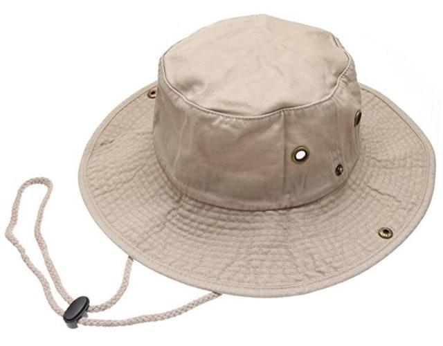 Mirmaru Bucket Sun Hat With Adjustable Strap 1