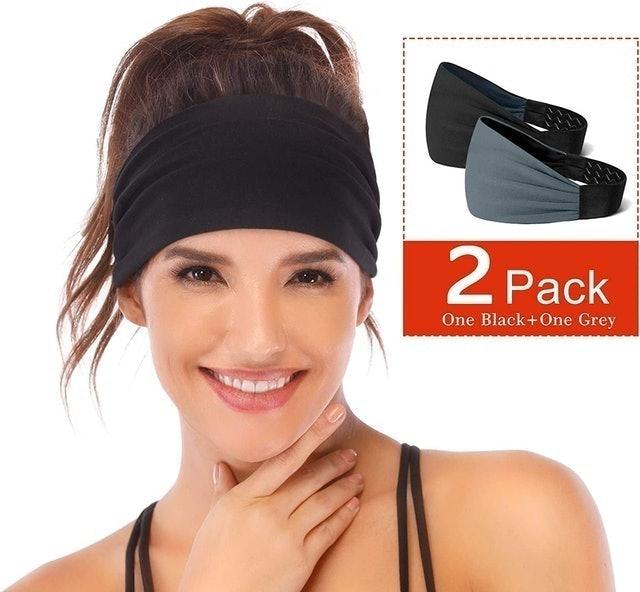 Heathyoga Non-Slip Headband for Women 1