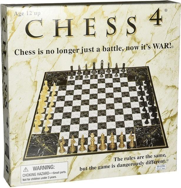 John N. Hansen Chess 4 1
