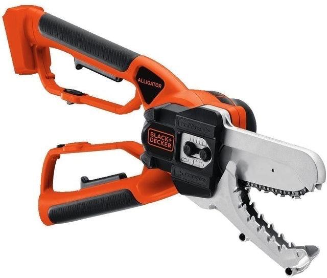 Black+Decker Alligator Lopper Cordless Chainsaw 1
