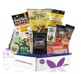 Top 10 Best Keto Snack Boxes in 2020 (Hickory Farms, Cedar Mountain Trade Co, and More) 3