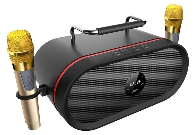 RHM  Portable Bluetooth Karaoke Machine 1
