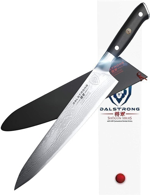 Dalstrong Shogun Series 9.5-Inch Chef Knife 1
