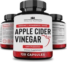 Top 10 Best Apple Cider Vinegar Supplements in 2021 (Bragg, Nature's Bounty, and More) 3