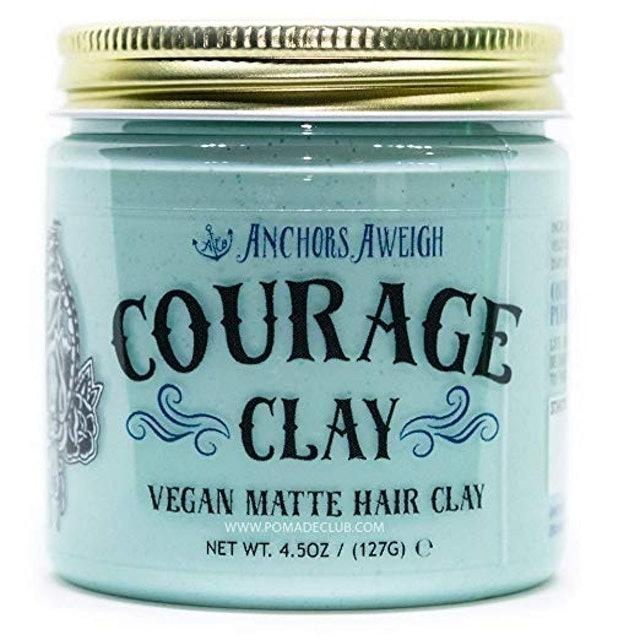 Anchors Aweigh Courage Clay Vegan Matte Hair Clay 1