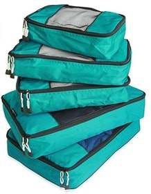 Top 10 Best Packing Cubes for Travel in 2021 (Amazon Basics, TravelWise, and More) 5