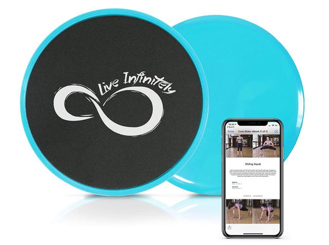 Live Infinitely Core Sliders 1