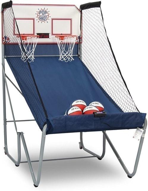 Pop-A-Shot Official Home Dual Shot Basketball Arcade Game 1