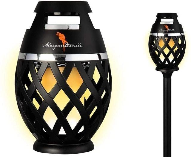 Sakar Outdoor Tiki Torch Bluetooth Speaker 1