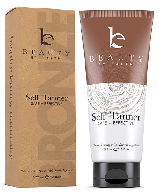 Beauty by Earth Self Tanner 1
