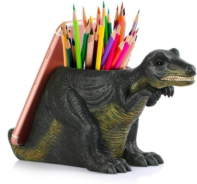 Coolbros Pencil Holder With Phone Stand 1