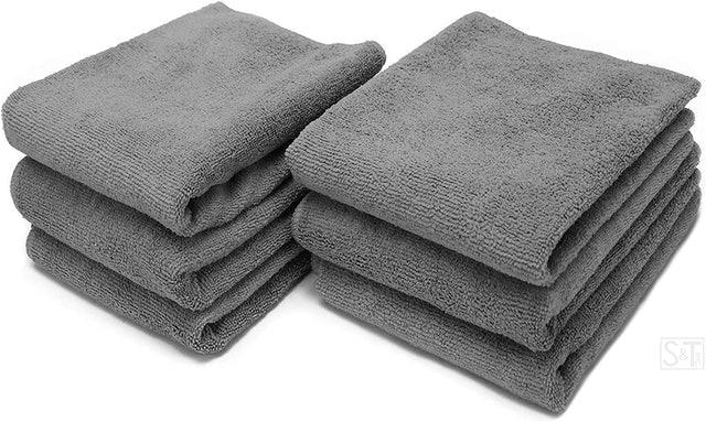 S&T Inc. Microfiber Gym Towels 1