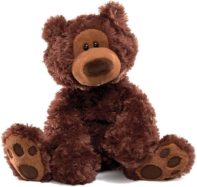 GUND Philbin Teddy Bear 1